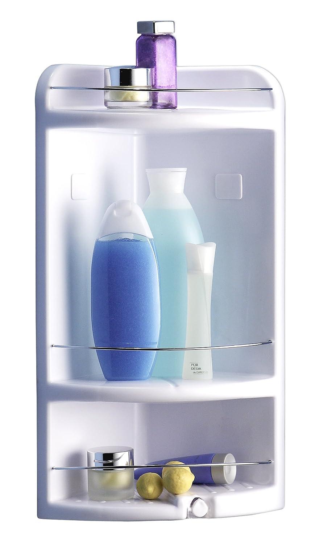 eckregal badezimmer und modernen mbelntolles khles klemmregal badezimmer eckregal bad verchromt. Black Bedroom Furniture Sets. Home Design Ideas