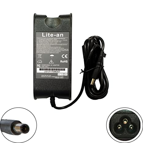 LITE-AN - Cargador para Ordenador portátil DELL 06C3W2 ...