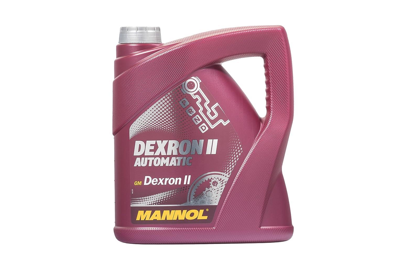 MANNOL Dexron II Automatic, 4 l 4l MN8205-4