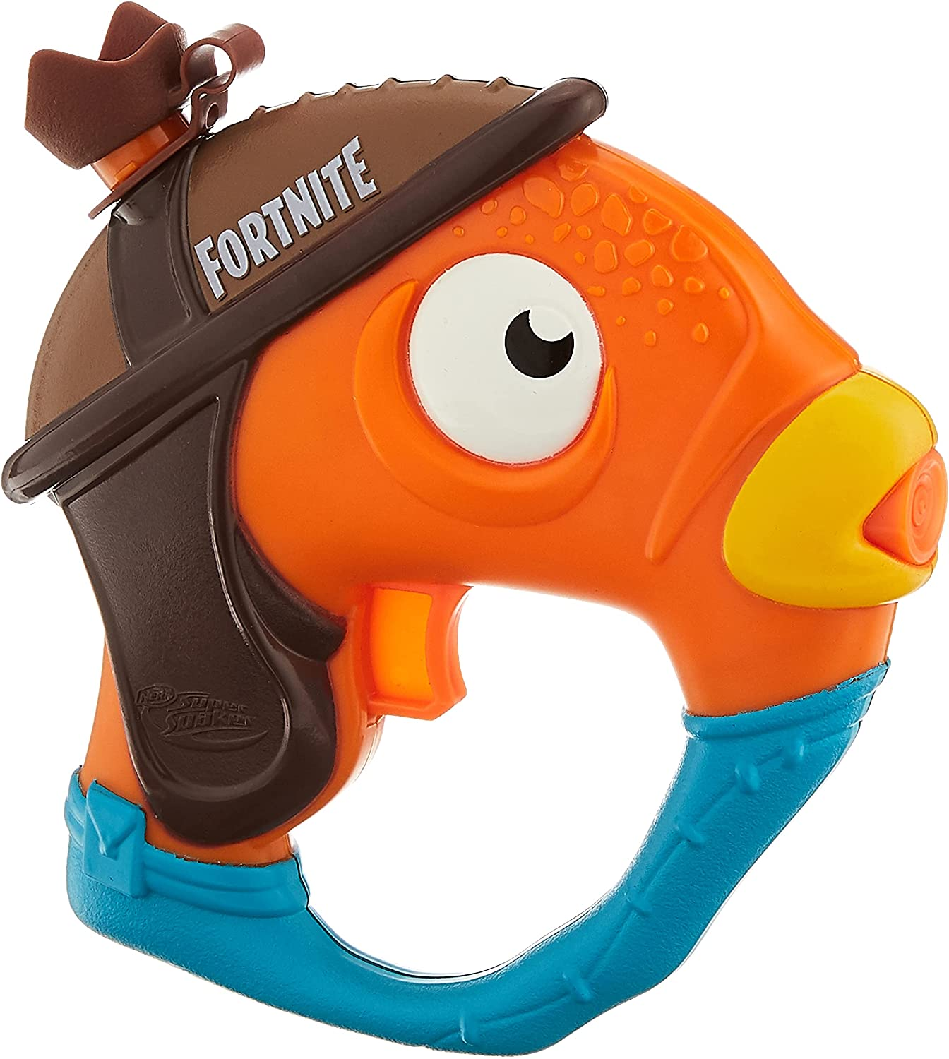 Fortnite Water Gun For Sale Amazon Com Nerf Super Soaker Fortnite Fishstick Water Blaster Fortnite Fishstick Character Design Easy To Carry Micro Size For Kids Youth Adults Toys Games