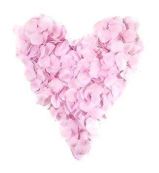Charming Boxes 500 rosa Rosenblätter, rosafarben - Geburt, Hochzeit, Taufe, Valentinstag, Geburtstag, Streudeko, Basteln, pin