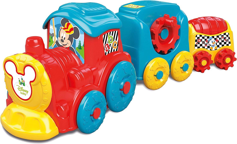 Clementoni - Tren Baby Disney (17168.2)