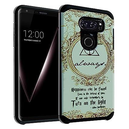 Amazon.com: LG V30 Caso, durarmor [Drop protección] clásico ...