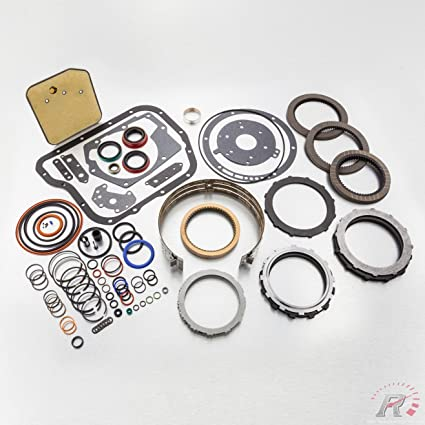 Amazon com: 47RE 550-700 HP Combo Rebuild Kit Stock-stall