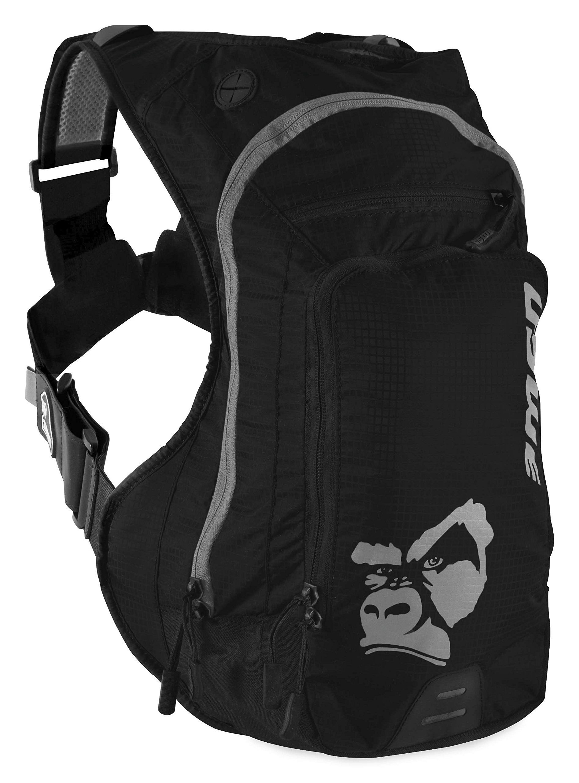 Uswe Black Ranger - 9 Litre Hydration Pack (Default , Black) by USWE