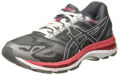 new style e2fb8 61571 ASICS Women's Gel-Nimbus 19 (D) Running Shoes