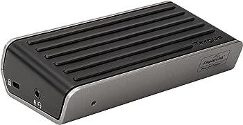 Targus Universal 2K Laptop Docking Station w/ 4 USB 3.0 Ports