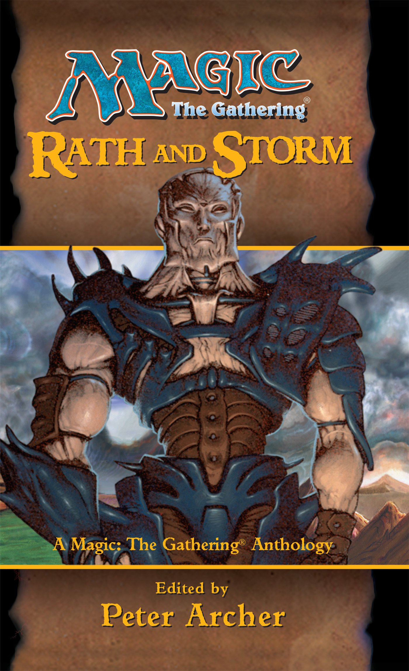 Rath And Storm  Magic Anthologies   English Edition