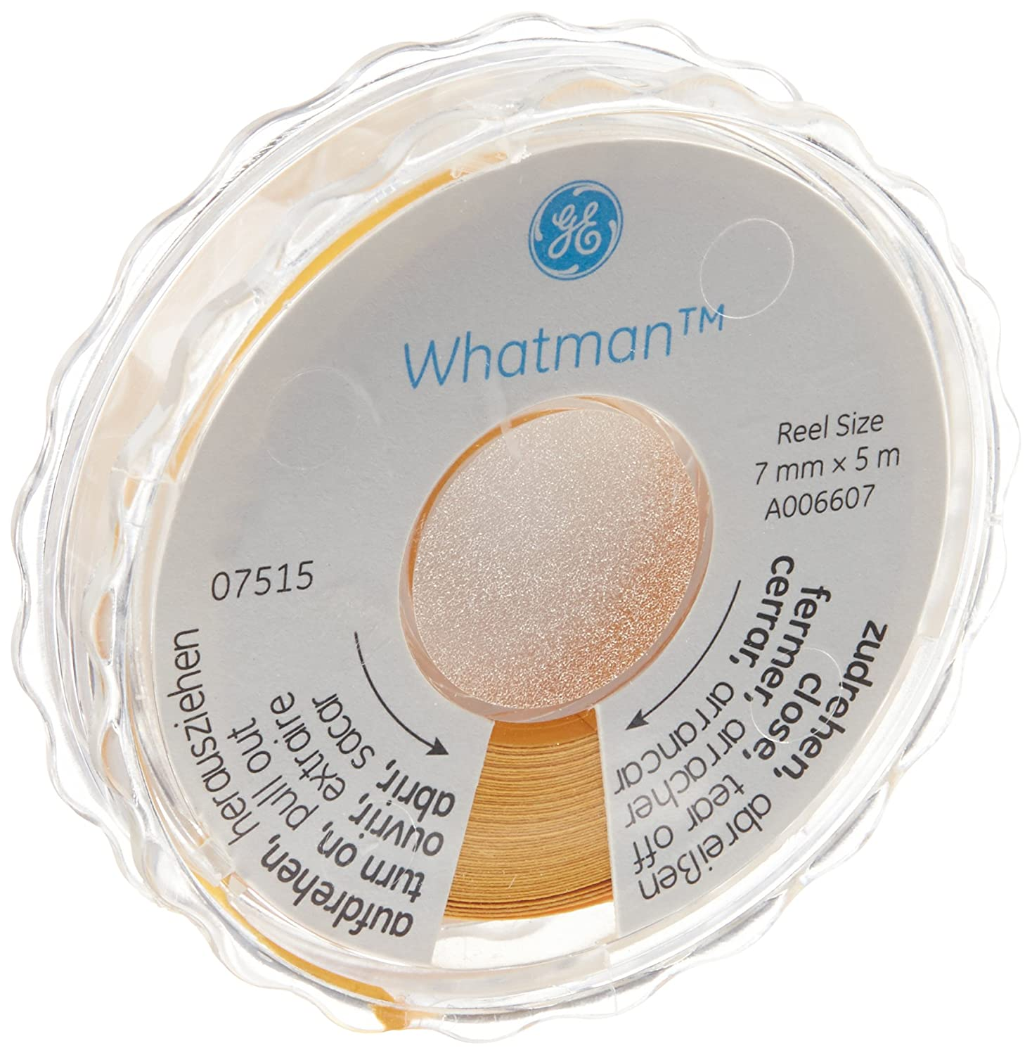 Pack of 100 GE Healthcare Life Sciences Roll GE Whatman 10362030 Universal Indicator Test Paper 1 to 11 pH Range