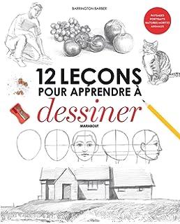 12 leons pour apprendre dessiner - Apprendre A Dessiner Une Maison