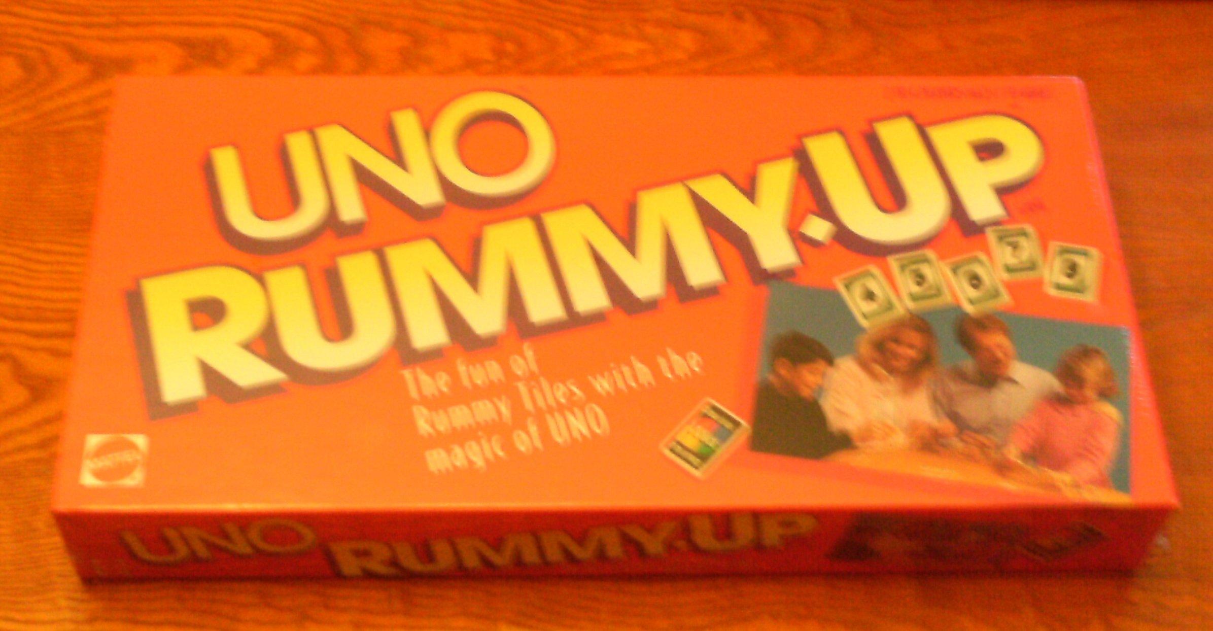 Uno Rummy-up