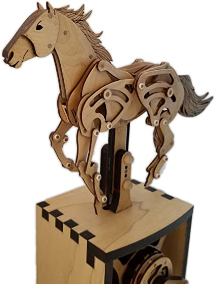 Horse Lovers Horse Shoe Wood Tack Room Puzzle Toy New