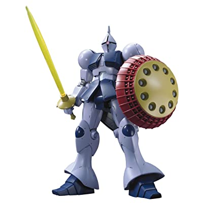 Bandai Hobby HGUC Gyan Revive Mobile Suit Gundam Action Figure: Toys & Games