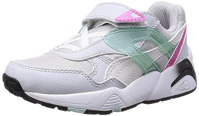 Puma Sneakers Mesh Mode R698 Enfant Chaussures Kids Neo Blanc rxUqrw
