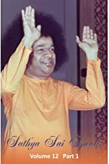 Sathya Sai Speaks: Vol. 12 - Parts 1 & 2 Paperback