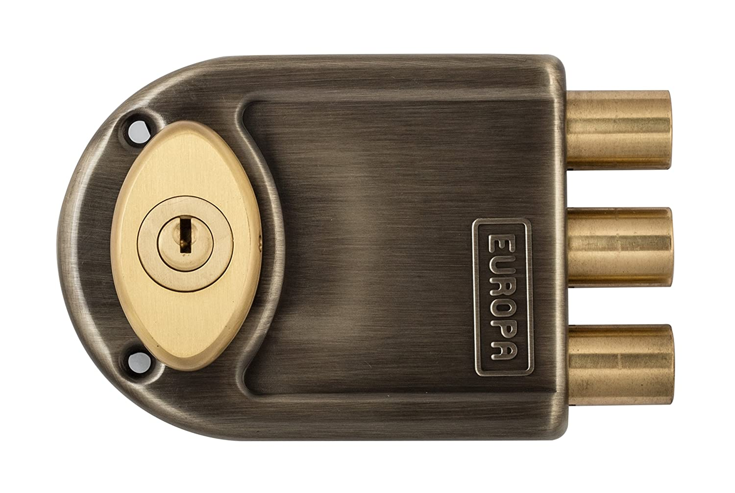 europa dimple key main door lock 8123 ab amazonin home improvement