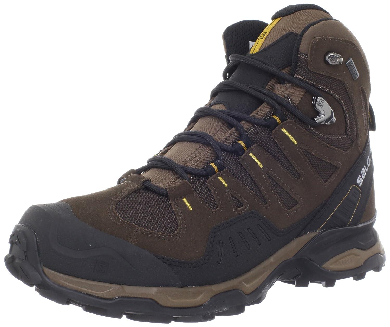 salomon conquest gtx marrón senderismo calzado brc161267