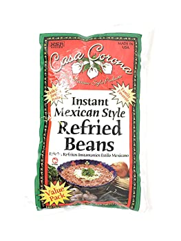 Casa Corona Instant Mexican Style Refried Beans