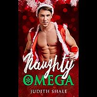 Naughty Omega: MMMM Menage Non-Shifter Mpreg Christmas Romance (English Edition)