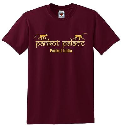 6b2c648f5601 Reality Glitch Men s Pankot Palace T-Shirt.  Amazon.co.uk  Clothing
