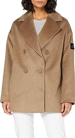 Armani Exchange Caban Coat Abrigo de vestir para Mujer