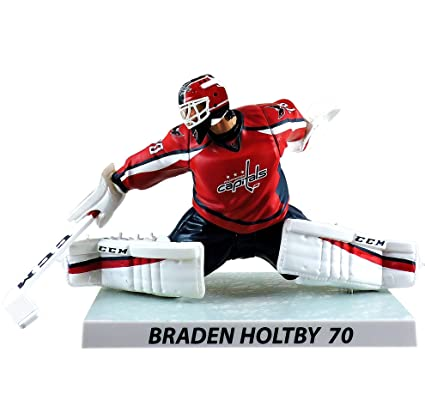 Buy Nhl Washington Capitals Braden Holtby Player Replica Online At Low Prices In India Amazon In
