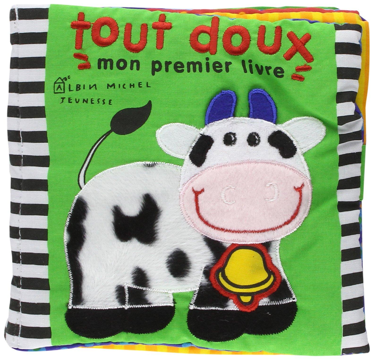 Tout Doux Mon Premier Livre French Edition Francesca