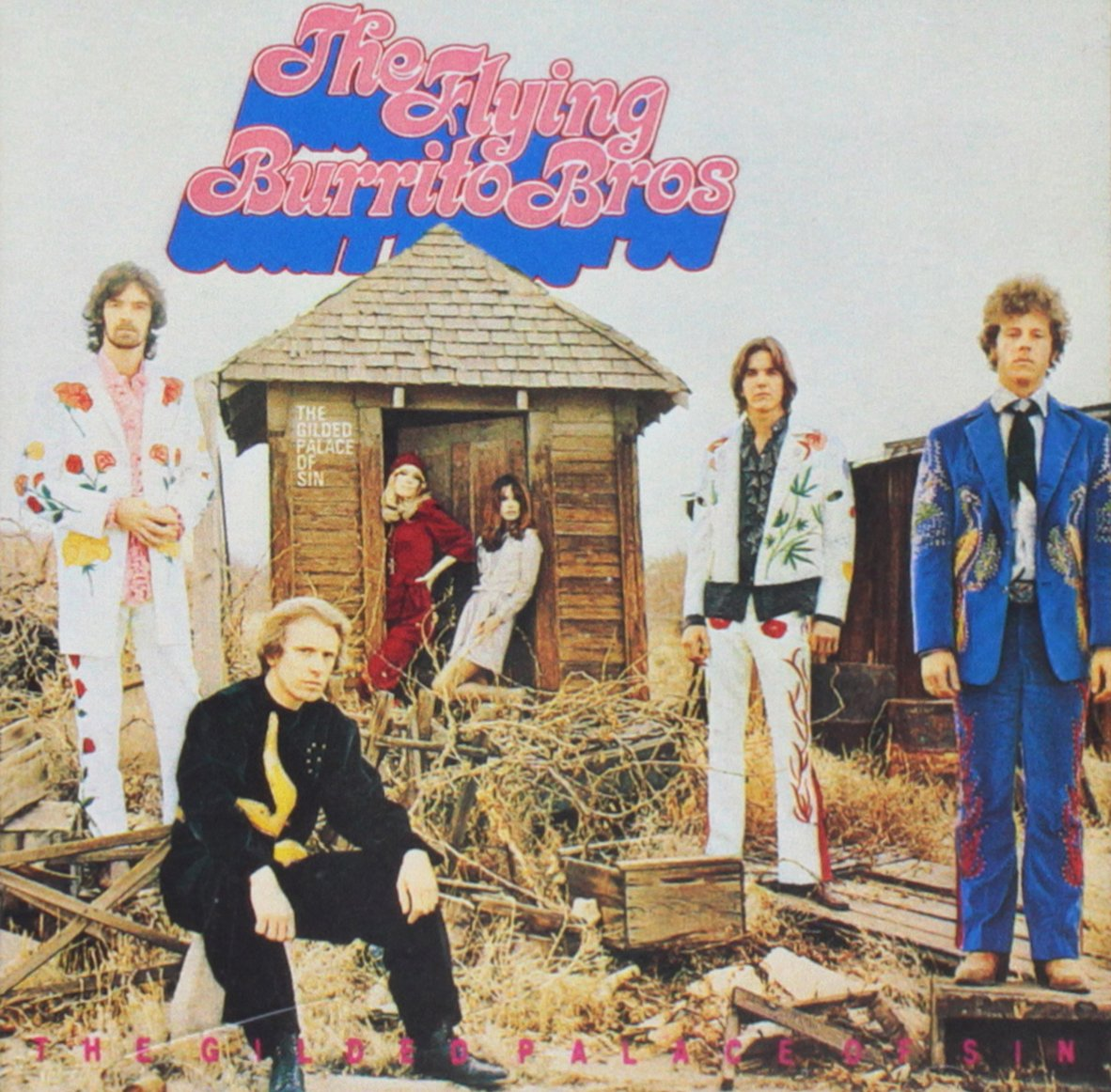 The Flying Burrito Brothers - The Gilded Palace of Sin - Amazon.com Music