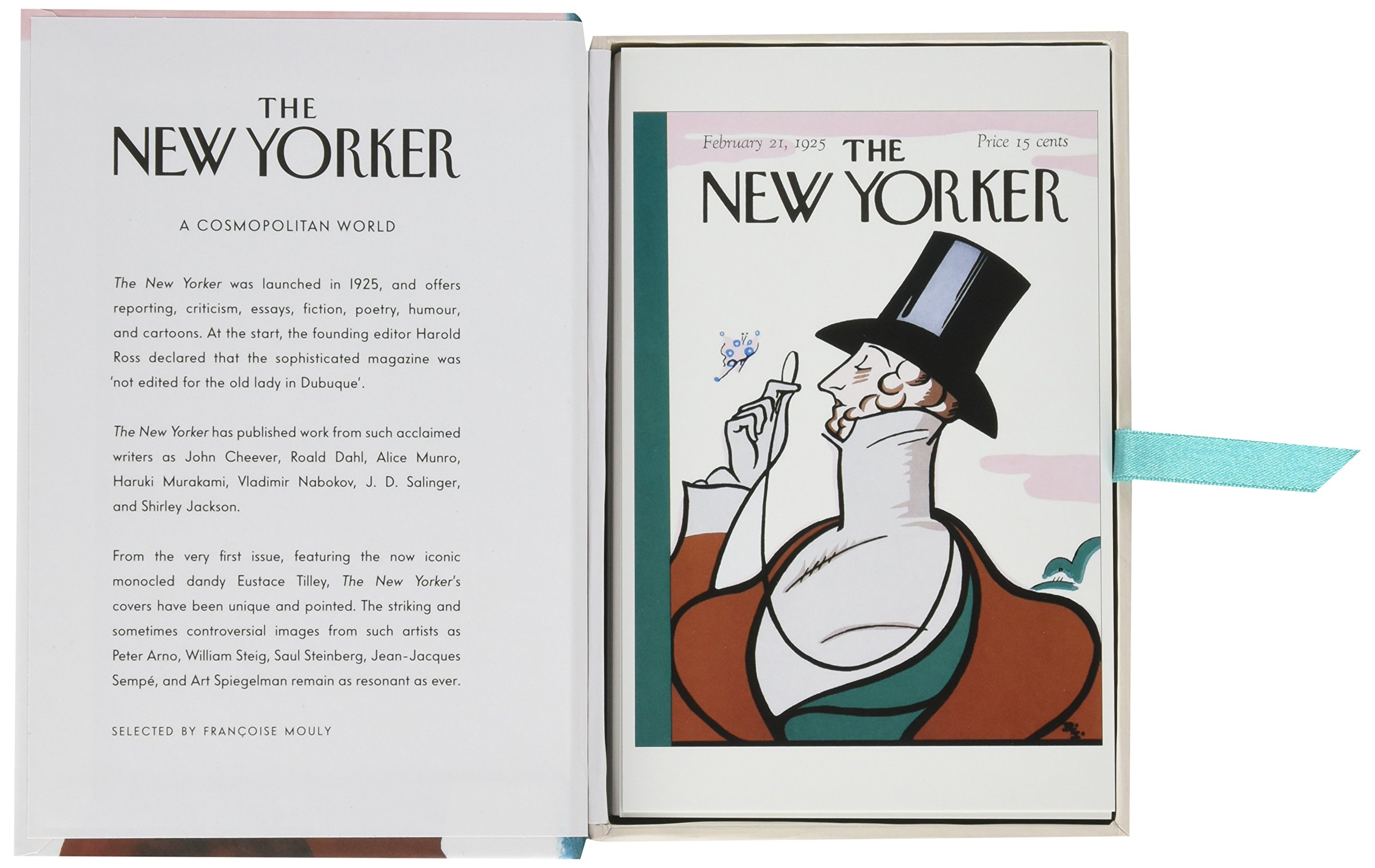 Eustace Tilley Celebrates 72nd Birthday >> Postcards From The New Yorker One Hundred Covers From Ten Decades