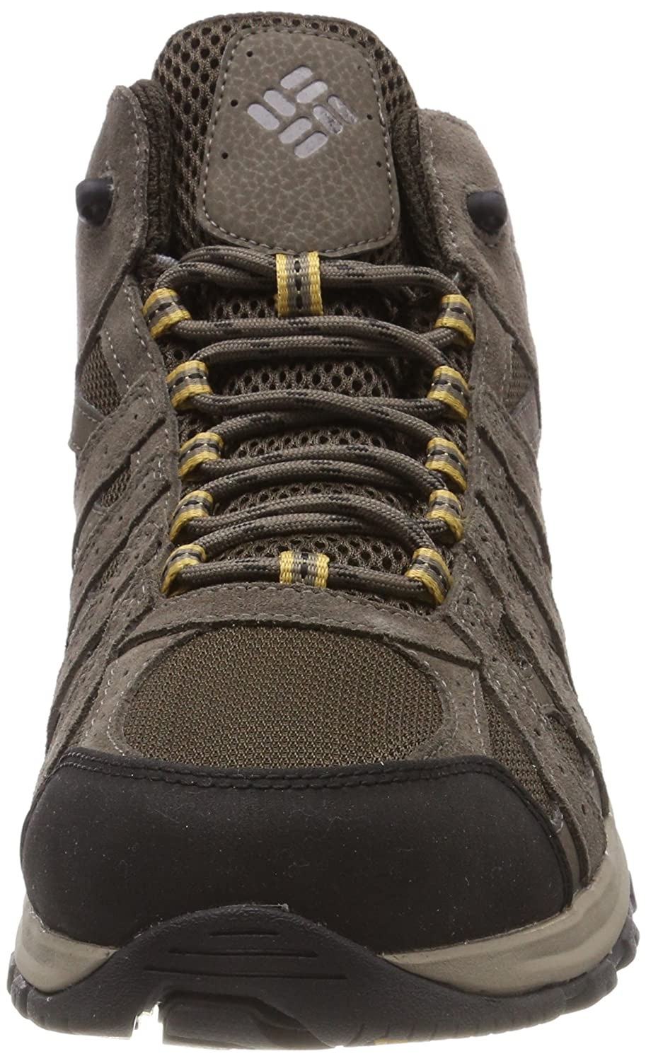 Canyon Mid High Columbia De Point Zapatos Rise Waterproof 6qzvPa
