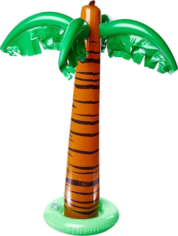 Amazon.com: Hinchable Palmera Isla tropical Hawaiian Luau ...