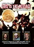 LOVE IS THE MESSAGE (DVD+CD)