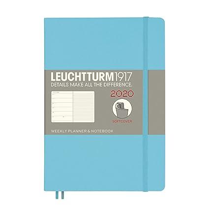 LEUCHTTURM1917 359955 Agenda semana vista & Libreta tapas ...