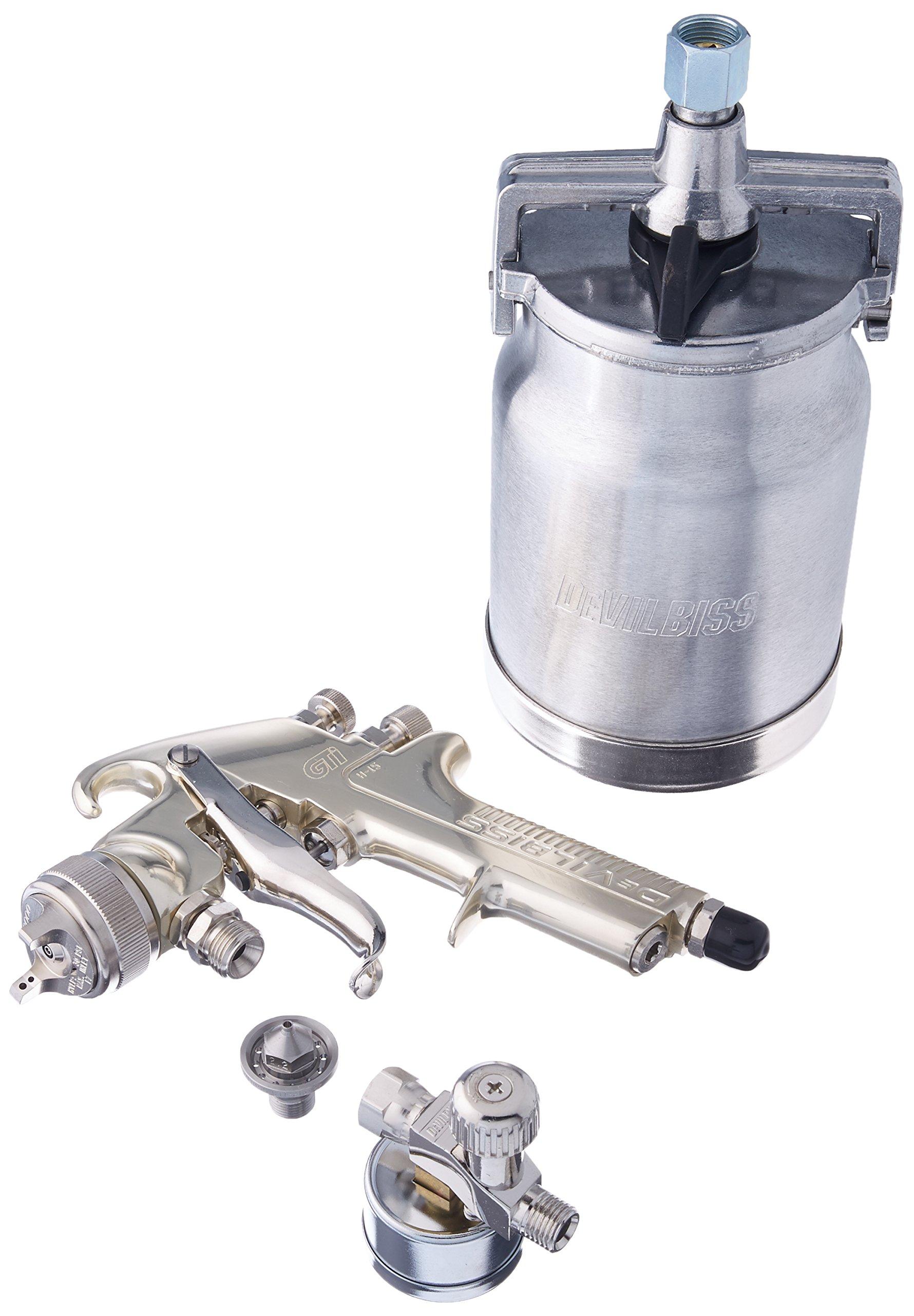 DeVilbiss GTI620S Millennium HVLP Suction Feed Spray Gun