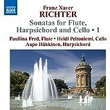 Richter: Sonate Da Camera For Flute, Harpsichord And Cello Ò 1
