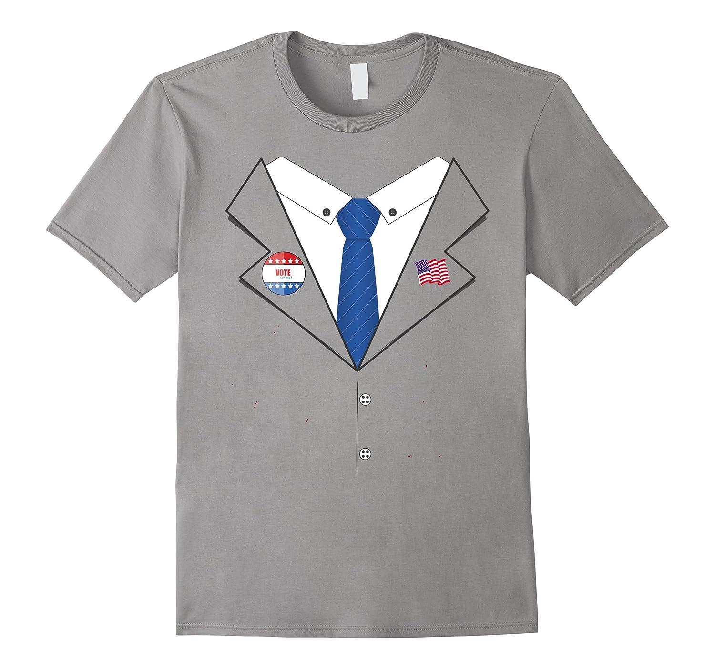Politician Halloween Costume T-shirt - President Senators