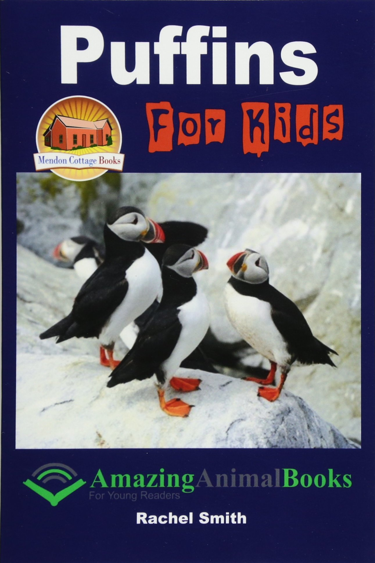 Puffins For Kids Rachel Smith John Davidson Mendon Cottage Books 9781516852543 Amazon