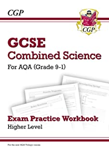 Grade 9-1 GCSE Combined Science AQA Practice Papers: Higher