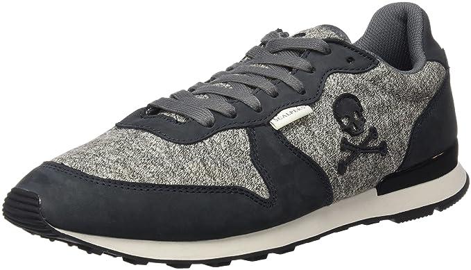 Scalpers Flannel Insignia 05:Indigo, Zapatos de Cordones para Hombre, 43: Amazon.es: Ropa y accesorios