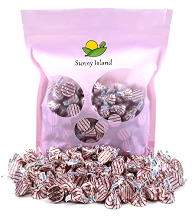 Sunny Island Bulk – Hersheys Kisses Candy Hugs – sabor ...