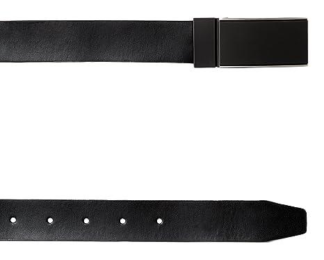 7700ba038b36 Celio FI1, Ceinture Homme, Noir (black-S1), Taille unique (Taille ...