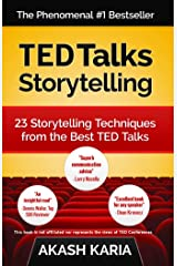 TED Talks Storytelling:  23 Storytelling Techniques from the Best TED Talks Kindle Edition