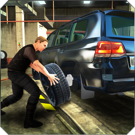 Offroad Cruiser Car Mechanic Simulator Game