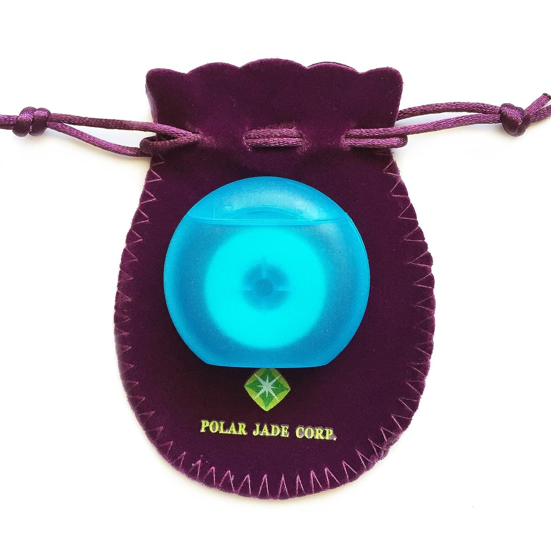 grande avec ficelle non paraffin/ée /œufs de Jade N/éphrite ensemble de 3-pi/èces moyenne et petite brosse de nettoyage mode demploi et certificat dauthenticit/é 3 tailles perc/és un genre d/œuf de Yoni po
