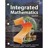 Hmh Integrated Math 2: Interactive Student Edition Volume 2 (Consumable) 2015