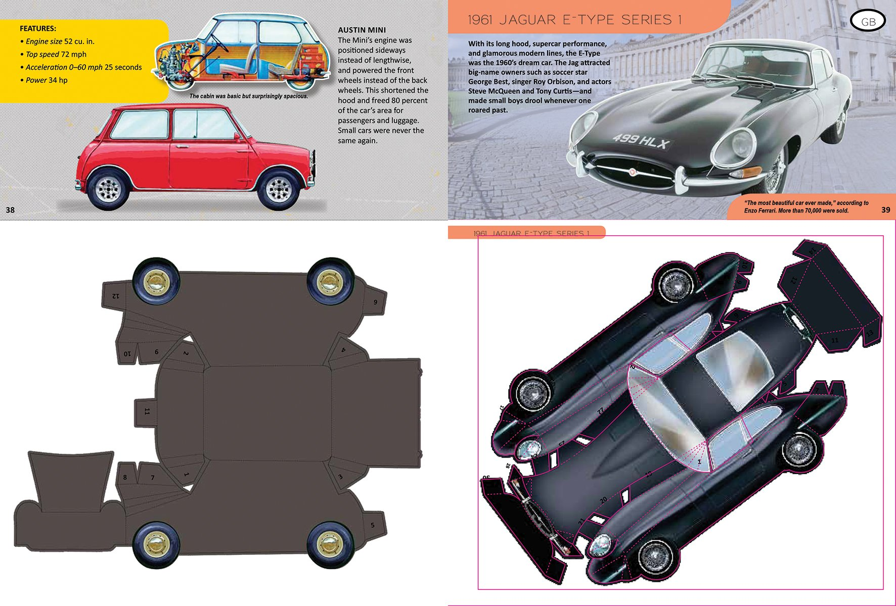 Cars: A Complete History: Simon Heptinstall: 9781626861541: Amazon ...