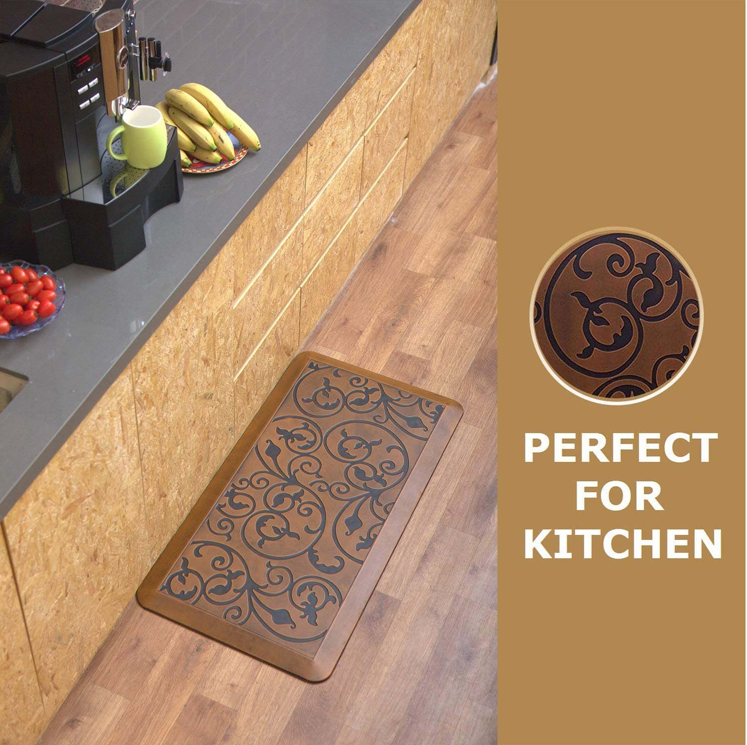 Premium Kitchen Anti Fatigue Mat