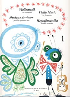 Coleccion - Musica para Principiantes Vol.1 para Violin y Piano (Lenkei)
