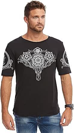 Afterlife Round Neck T-Shirt For Men