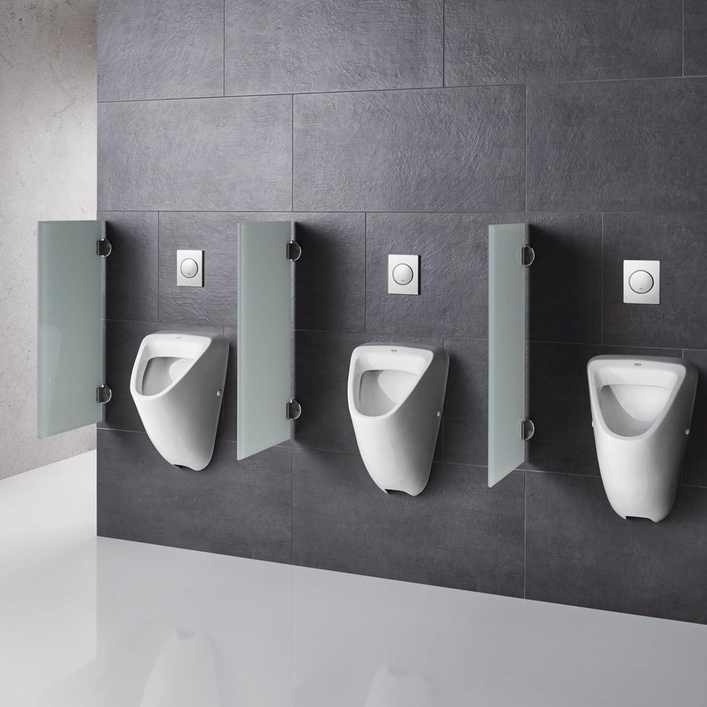 Urinario-pared divisoria
